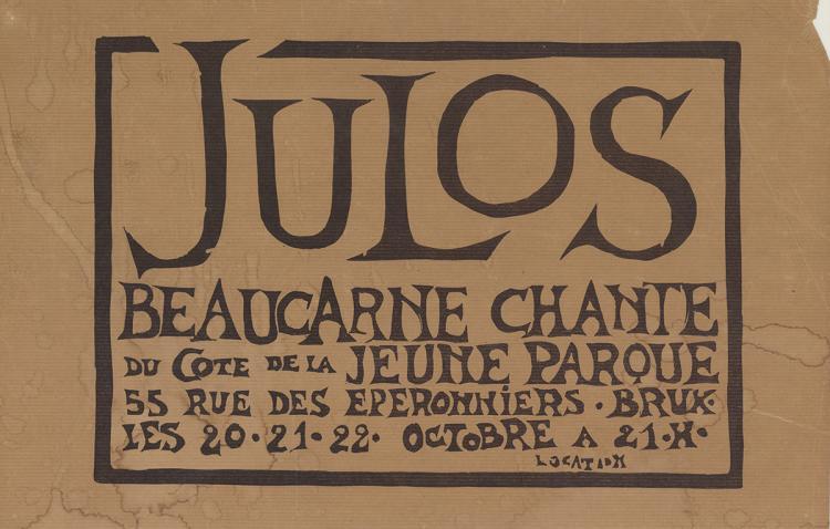 Julos Beaucarne - 1968