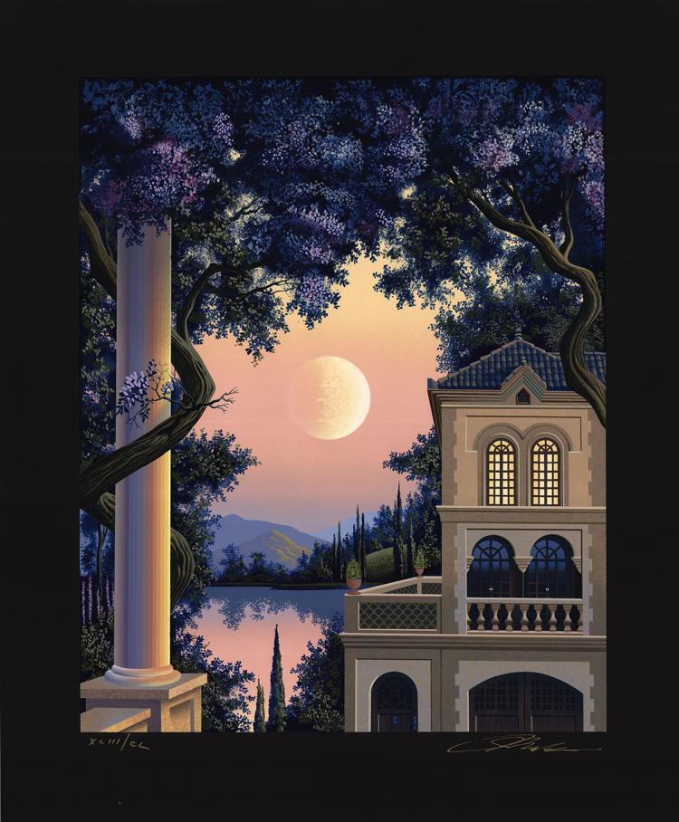 Buckels - Lago Maggiore - SIGNED
