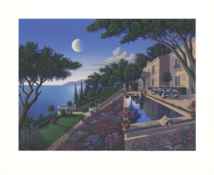 Jim Buckels - Villa Capulet - SIGNED