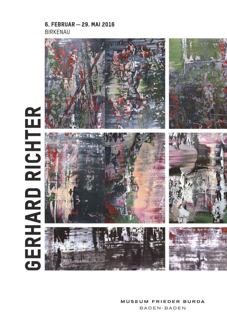 Gerhard Richter - Birkenau - 2016