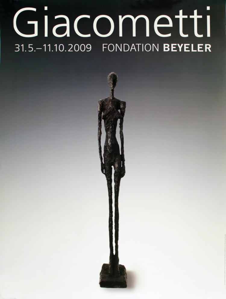 Alberto Giacometti - Grande femme III - 2009