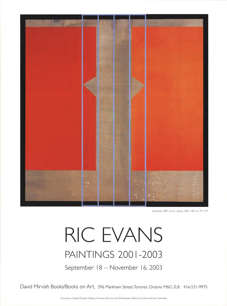 Ric Evans - Secession - 2003