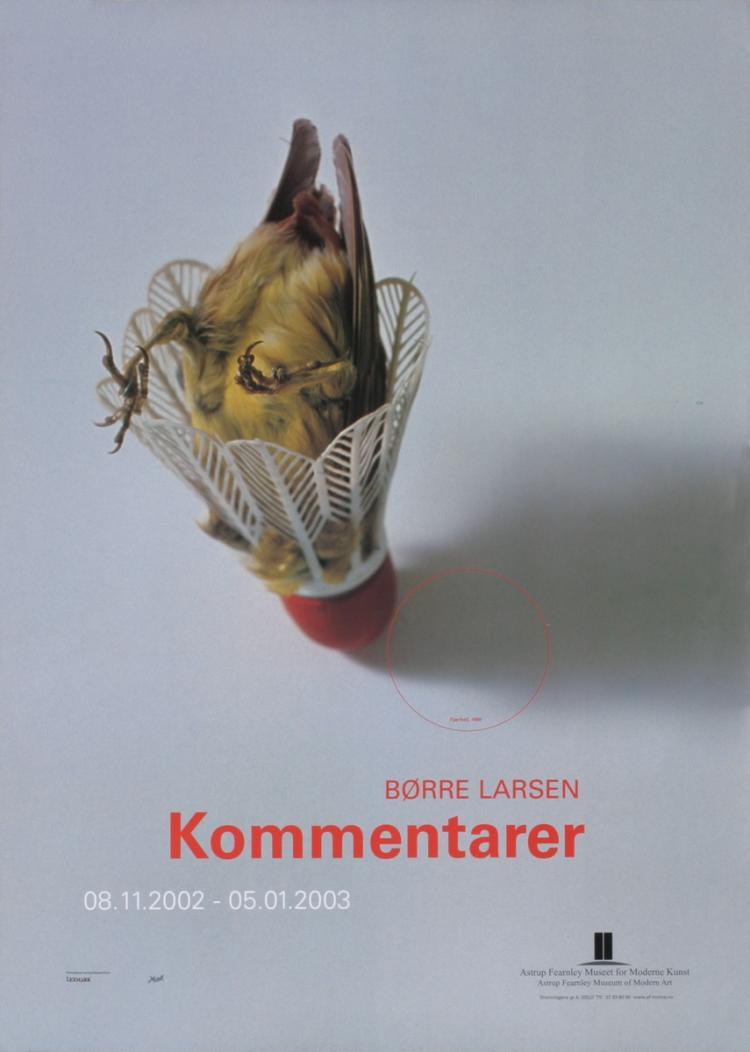 Borre Larsen - Fjaerball
