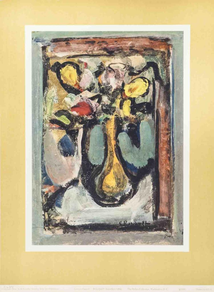 Georges Rouault - Bouquet Number One