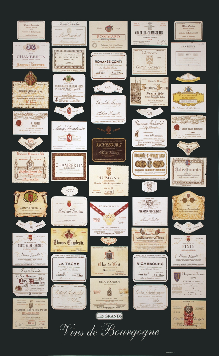 Vins de Bourgogne