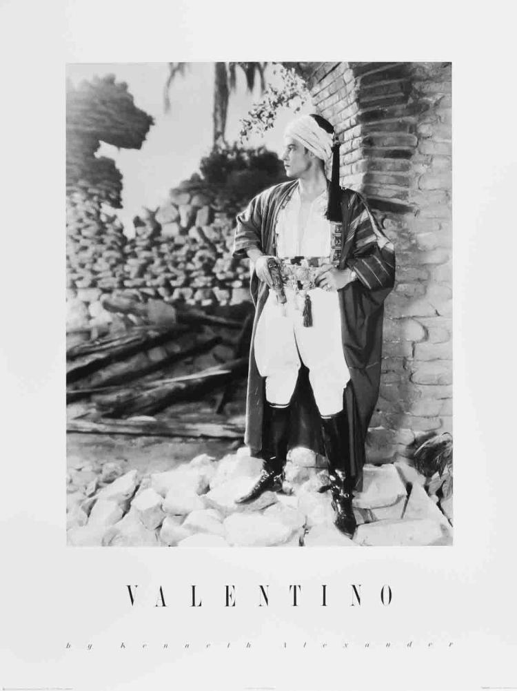 Kenneth Alexander - Valentino