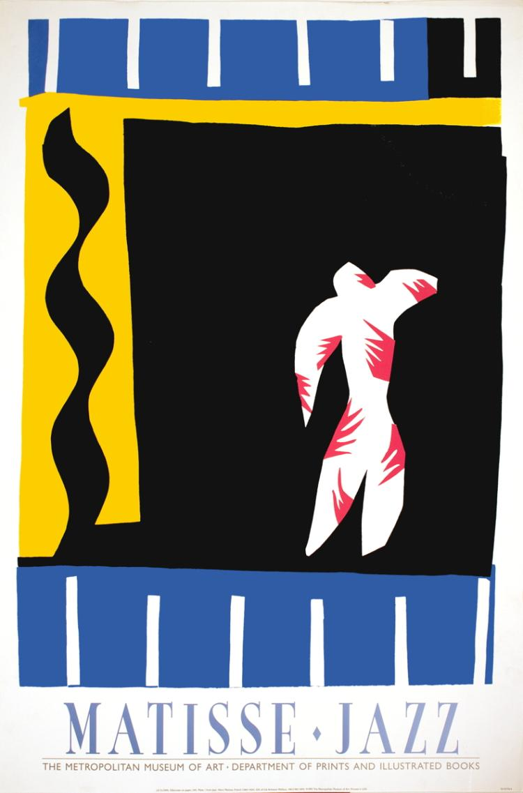 Henri Matisse - Le Clown - 1993