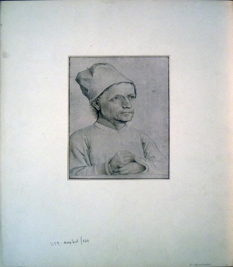 Albrecht Durer - Portrait of a noble