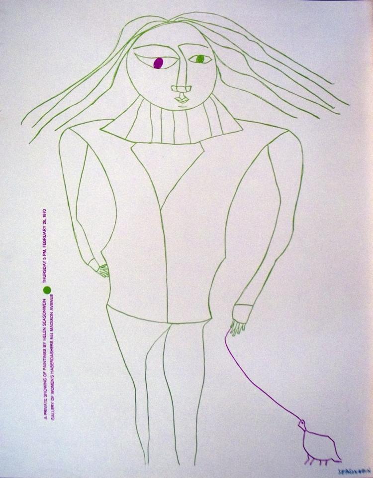 Helen Seasonwein - Gallery of Women