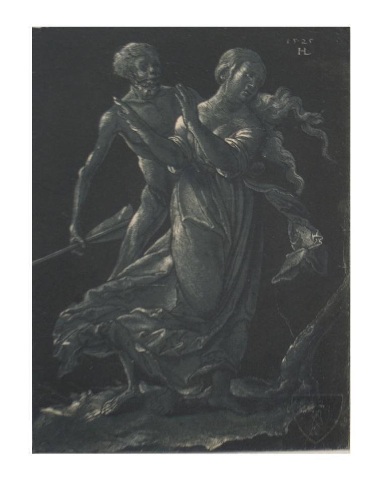 Hans Leu - Death and the Maiden