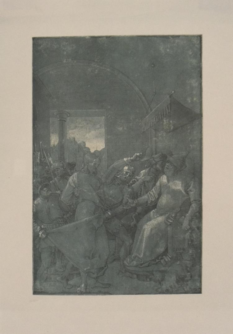 Albrecht Durer - Battle Scene - 1930