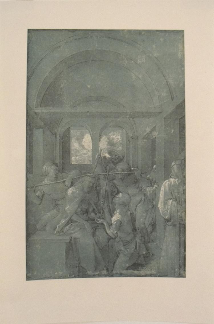 Albrecht Durer - Biblical Scene
