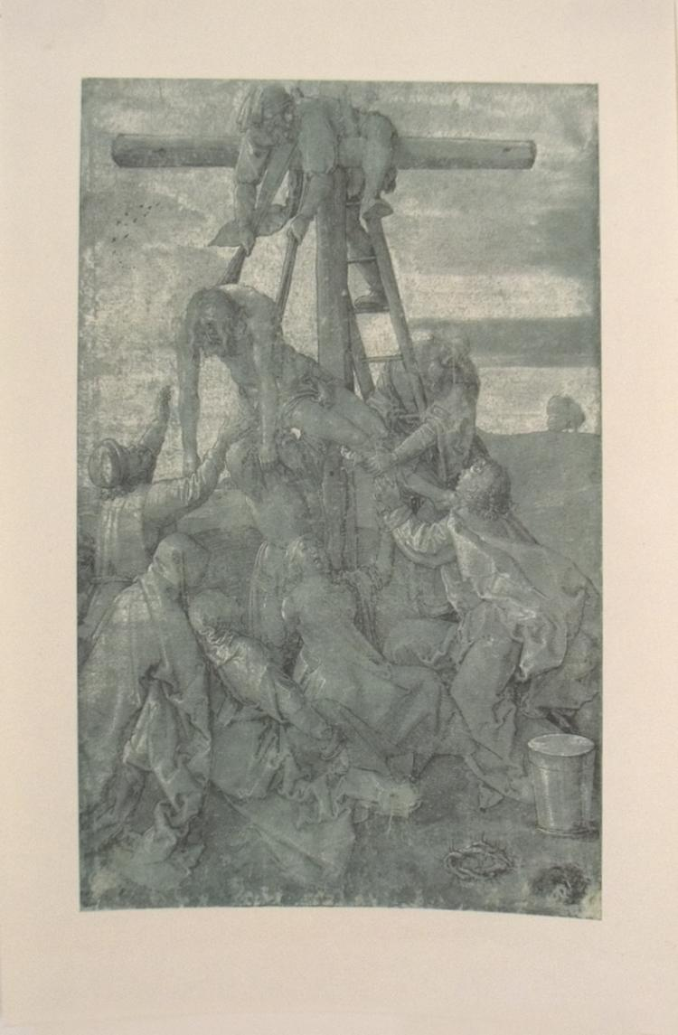 Albrecht Durer - Coming down the Cross