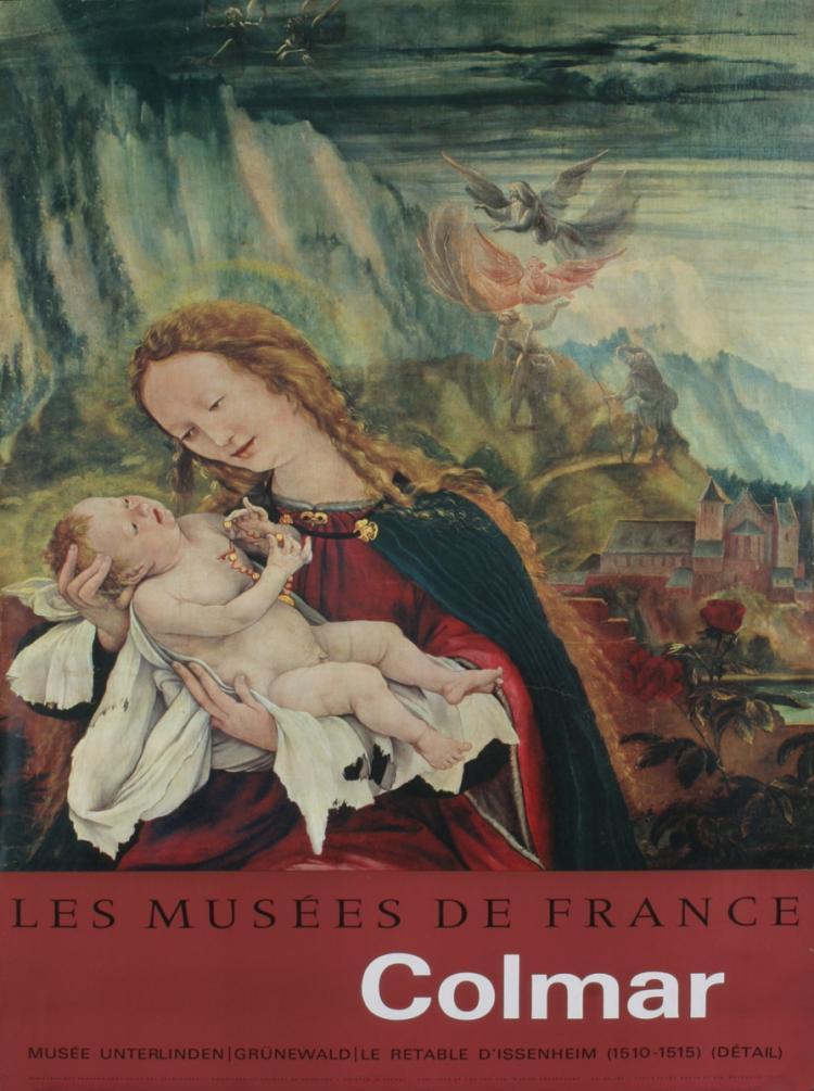 Les Musees De France a Colmar