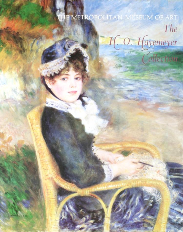 Pierre-Auguste Renoir - By the Sea Shore