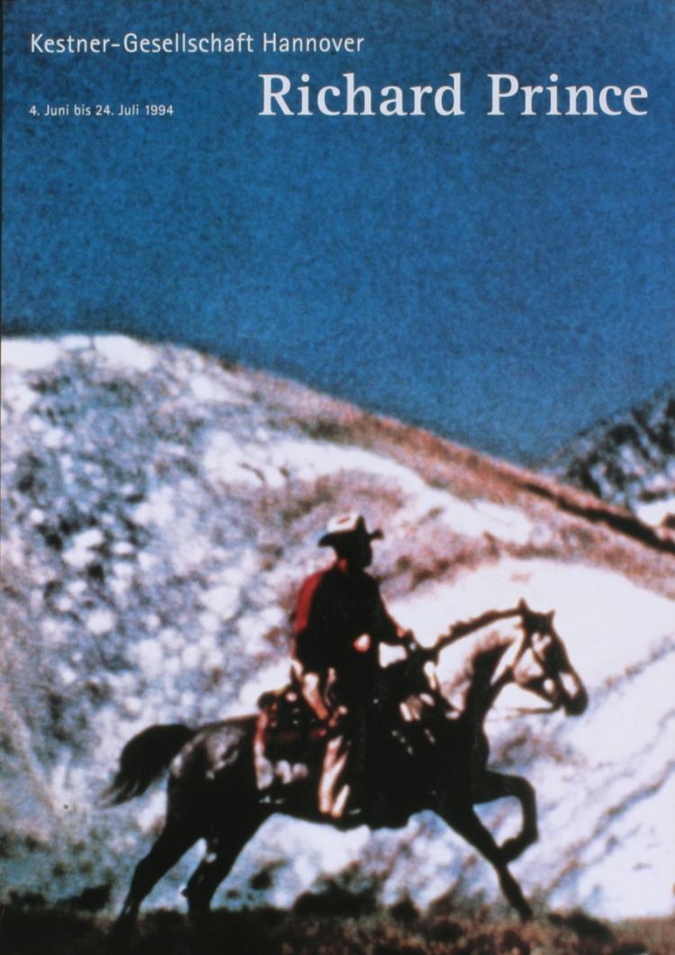 Richard Prince - Cowboy