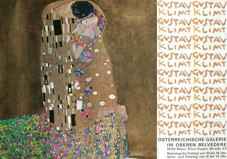 Gustav Klimt - The Kiss First Edition