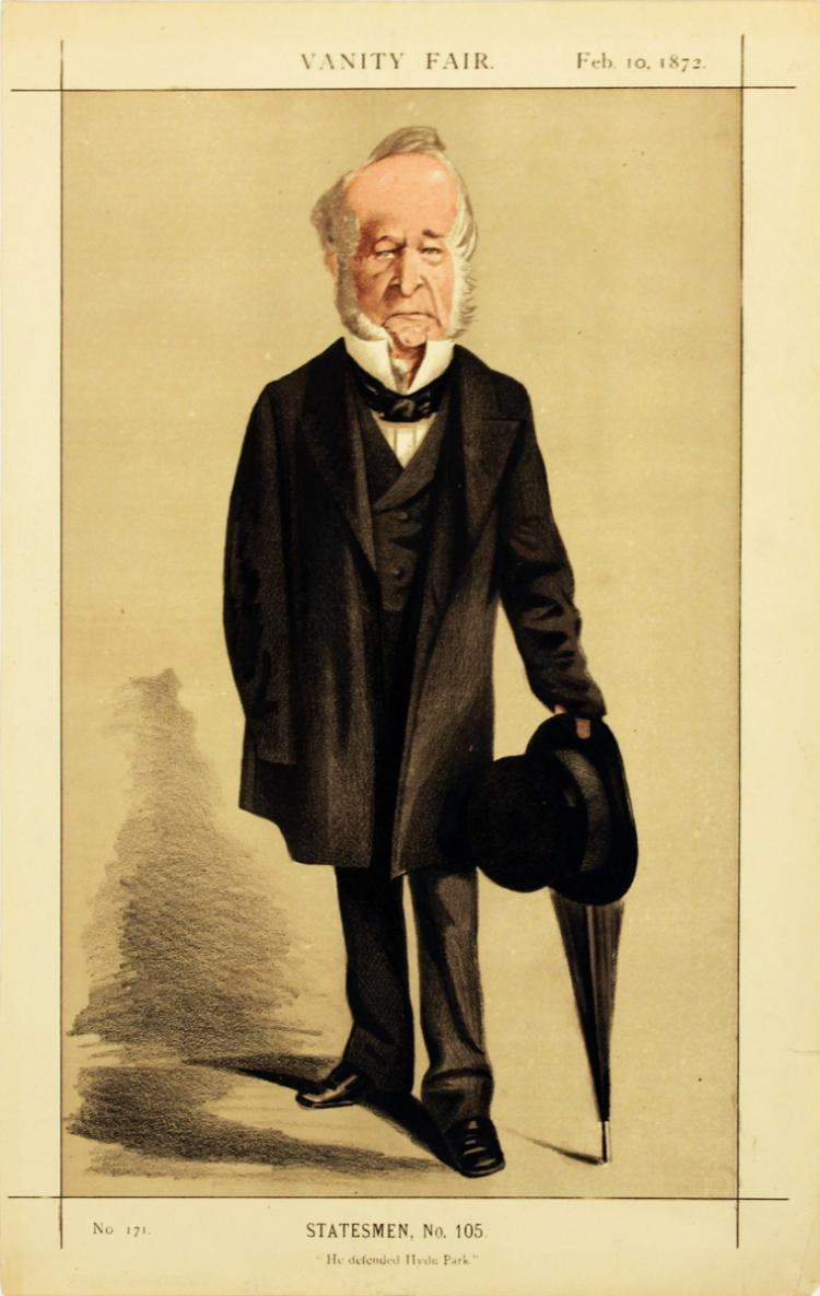 Vanity Fair: Statesmen - 1872