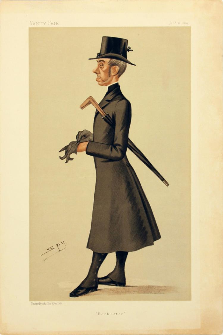 Vanity Fair: Rochester - 1885