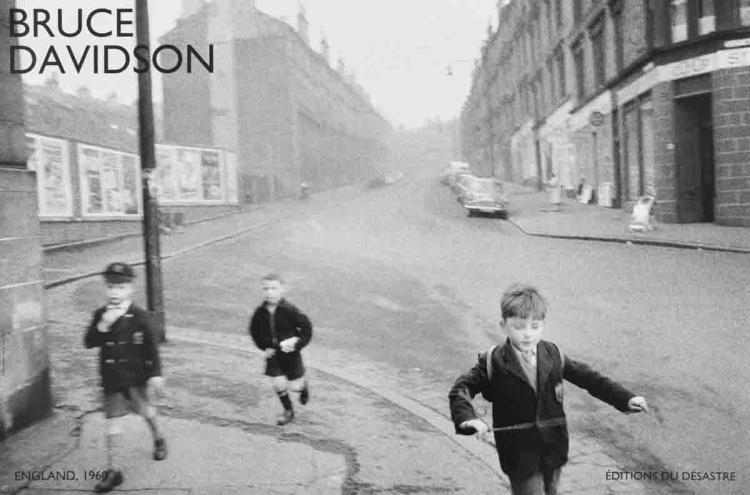 Bruce Davidson - England (1960)