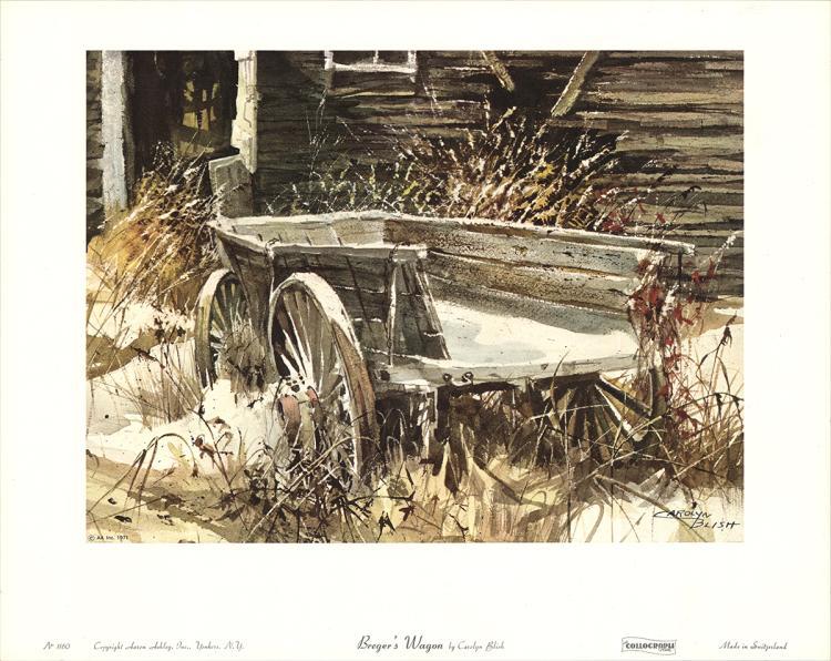 Carolyn Blish - Breger's Wagon - 1967