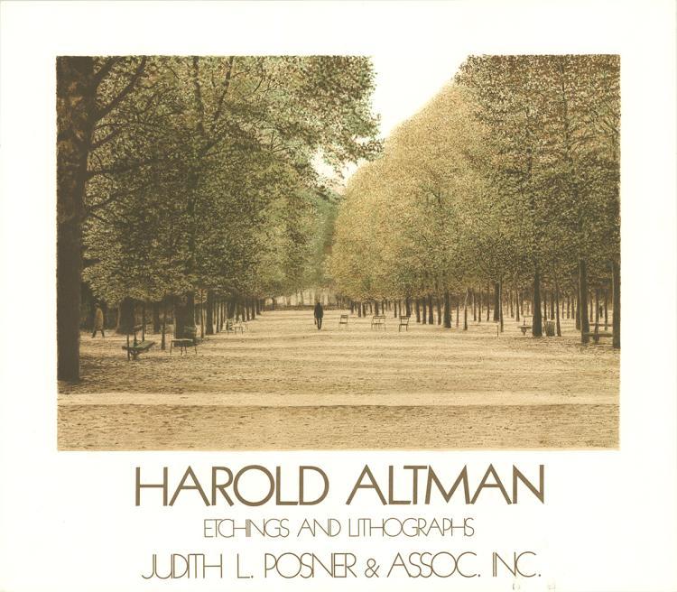 Harold Altman - Park allery