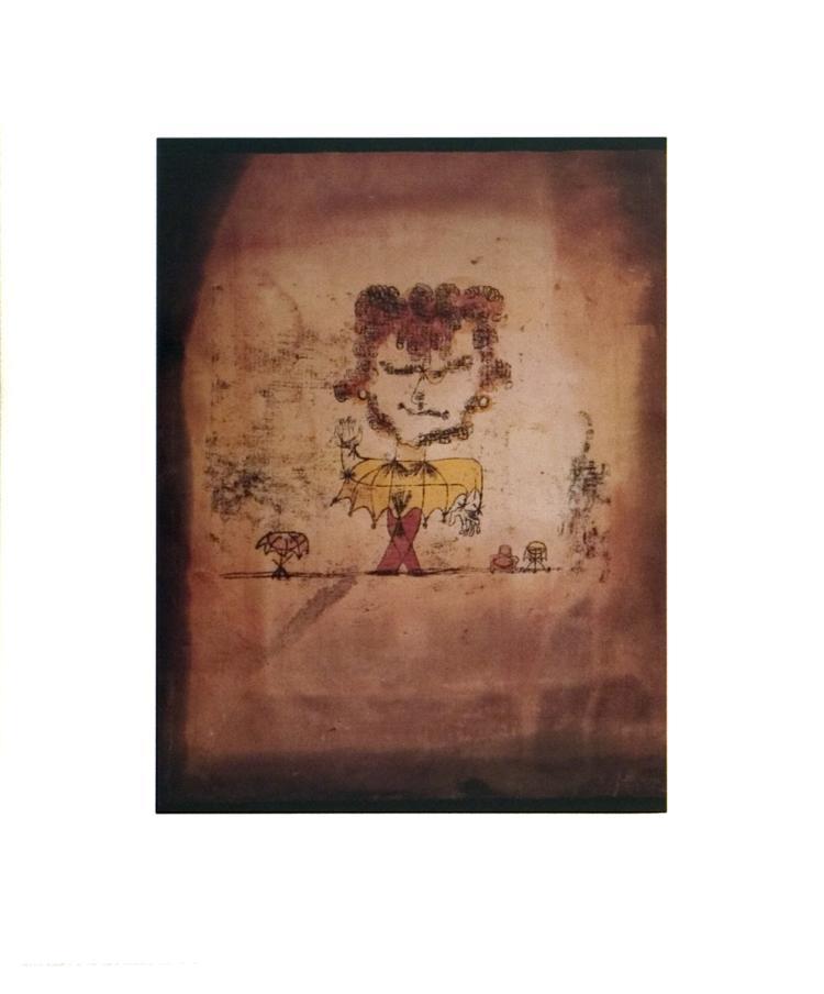 Paul Klee - Sgaranelle
