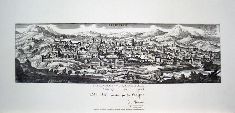 Portrait of Paris in the 15th Century