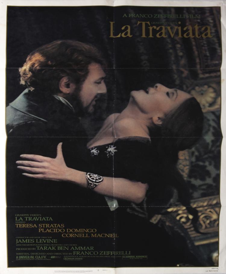 Franco Zeffirelli - La Traviata - 1982