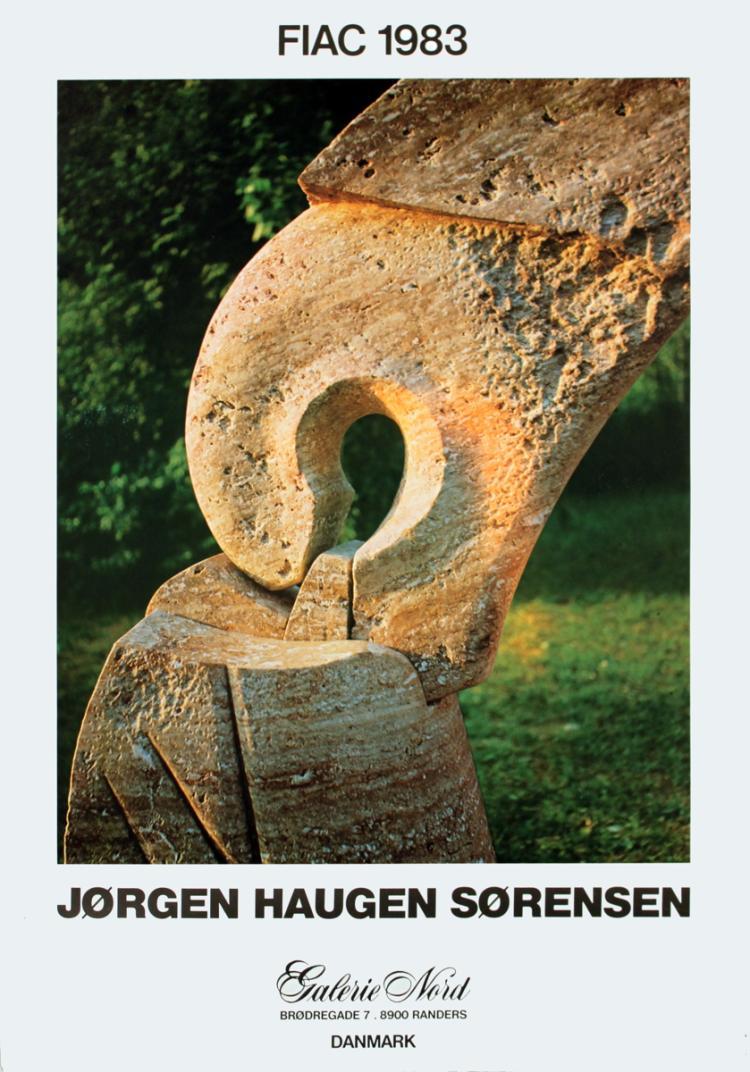 Jorgen Haugen Sorensen - FIAC - 1983