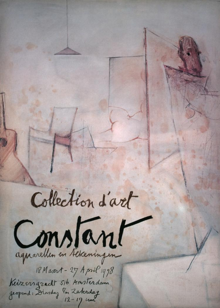 Constant - Untitled - 1978