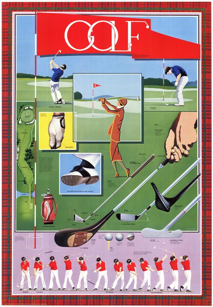 L. Patrignani - Golf - 1990