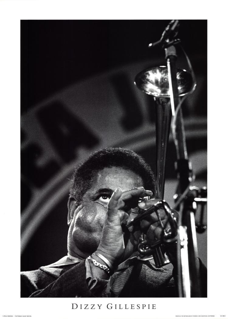 Vincent Mentzel - Dizzy Gillespie