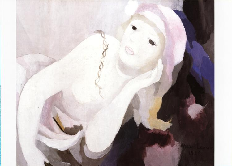 Marie Laurencin - Young Girl