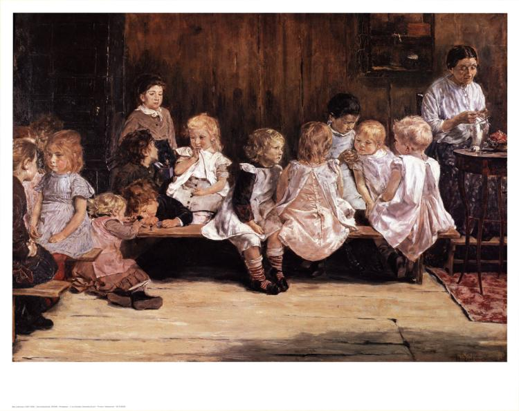 Max Liebermann - Infant School - 1980