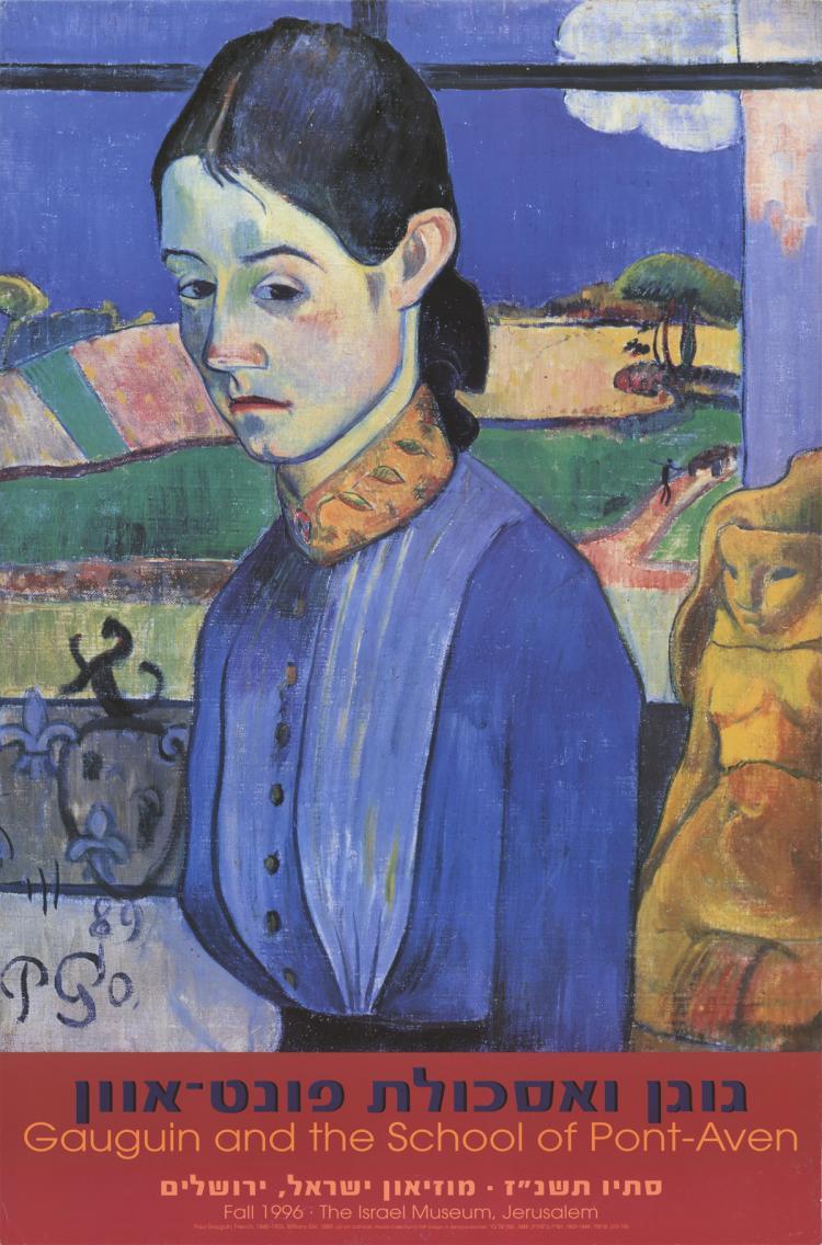 Paul Gauguin - Brittany Girl