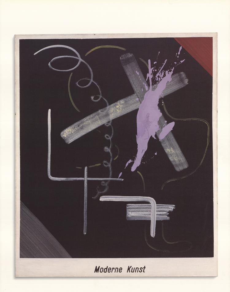 Sigmar Polke - Modern Art - 1995