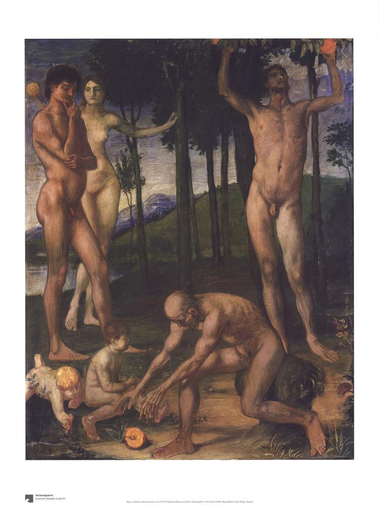 Hans von Marees - The Age