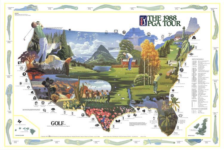 The 1988 PGA Tour