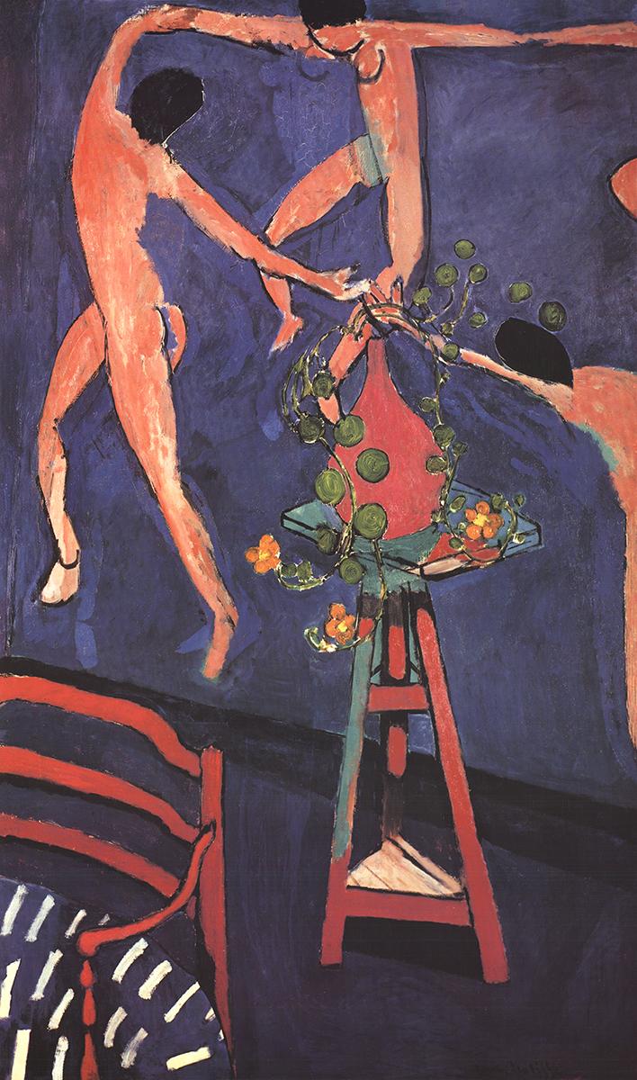 Henri Matisse - Dancers