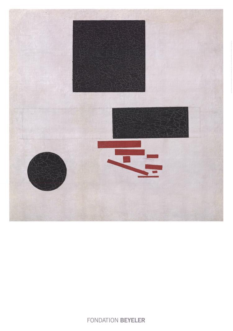 Kazimir Malevich - Suprematistische Komposition - 2016