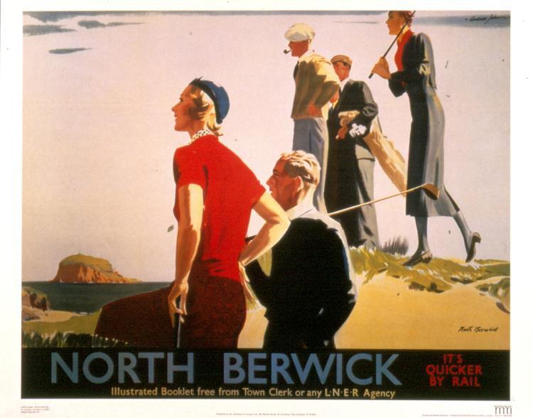 British Rail - North Berwick - 1987