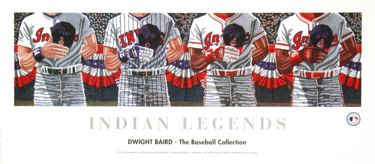 Dwight Baird - Indian Legends