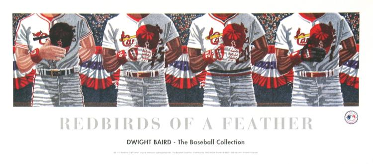 Dwight Baird - Redbirds Of A Feather