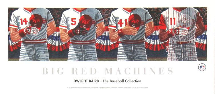Dwight Baird - Big Red Machines - 1994