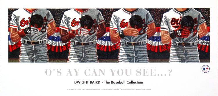 Dwight Baird - O's Ay Can You See...? - 1994