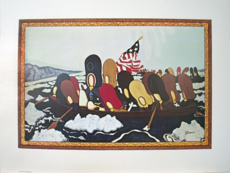 Crossing the Delaware - 1970