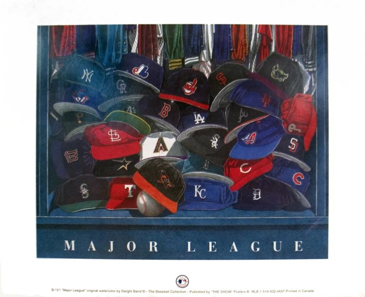 Dwight Baird - Ball Caps - 1995