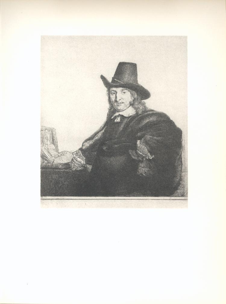 van Rijn Rembrandt - Jan Asselijn, Painter - 1968