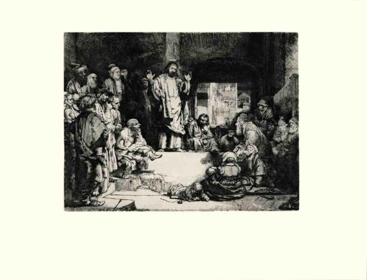 an analysis of the la petite tombe by rembrandt The petite tombe has traditionally been dated to ca 1652 based on his watermark research erik hinterding now proposes an execution date of ca 1657 (cf the new hollstein: rembrandt.